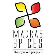 Madras spices