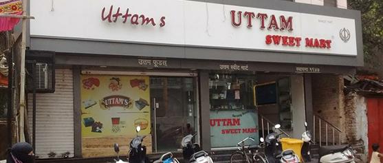 uttam-sweets